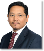CM-Conrad Kongkal Sangma